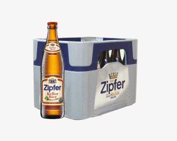 Zipfer Keller Bier